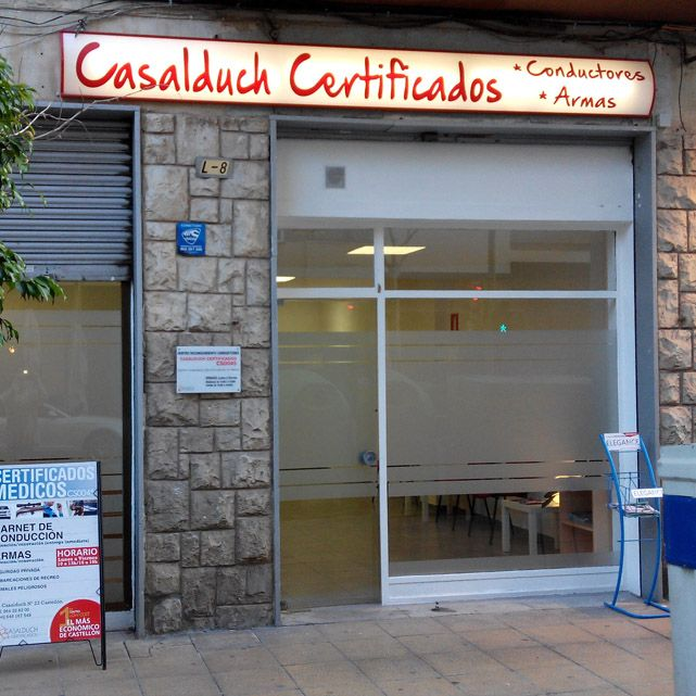 Entrada Casalduch